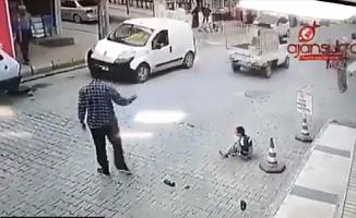 Şanlıurfa'da, Dükkanından Su İçen Çocuğu Döven Bakkal Tutuklandı