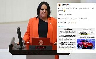 AKP'li Vekil, TBMM'nin resmi tutanağını değiştirdi