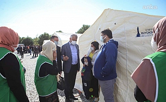 Zeydan Karalar: İzmir'de Siyaset Yok, Yaraları Sarma, Acıları Paylaşma Var