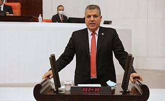 "CHP'li Barut: ""Asgari standart değil insanca yaşam istiyoruz"""