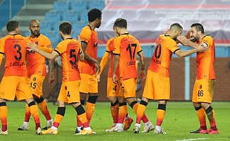 Dev maçta kazanan Galatsaray