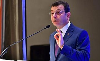 """İmamoğlu: """"İstanbul'u alarma geçirecek, su kesintisi gerektirecek bir problem gözükmüyor"""""""