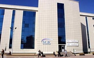 SGK'ye ağır iş yükü: Sokak kısıtlamasında da çalışıyorlar