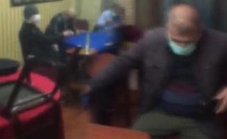 Ataşehir'de kumar baskını: 10 kişiye 51 bin TL para cezası kesildi