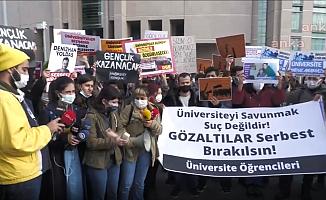 Boğaziçi protestocusu 24 kişinin tamamı serbest