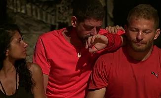 Cemal Hünal gözyaşlarını tutamadı