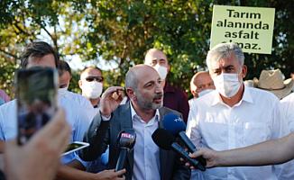 """CHP'li Öztunç: """"Yaşam Hakkı İçin Çevre Davaları Kamu Davası Sayılmalı!"""""""