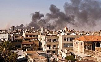 Cinderes'te bomba yüklü araç patladı: 10 kişi yaralandı