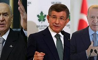 Davutoğlu: Bahçeli, O Görüşmede Erdoğan'a Hakaret Ederken, Onu Durduran Bendim!