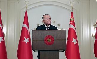 Erdoğan: 2023'de Cumhurbaşkanlığını yeniden kazanacağız, Cumhur İttifakı olarak her mecliste çoğunlukla temsil edileceğiz