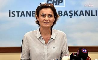 """Kaftancıoğlu, Erdoğan'ın """"O bir DHKP-C militanıdır"""" sözleri için """"Safsata"""" dedi, yargıya taşıyacağını açıkladı"""