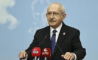 Kılıçdaroğlu: Böyle bir kişi Türkiye Cumhuriyeti'nin şan ve şerefini koruyabilir mi?