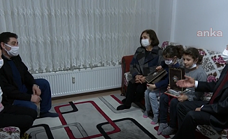 Kılıçdaroğlu Çifti, Apartman Görevlisi Büke Ailesi'nin Evine Misafir Oldu