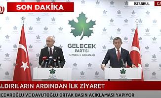 Kılıçdaroğlu: İktidardan gitmemek için göze alamayacakları şey yoktur