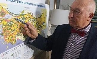Prof. Dr. Ahmet Ercan büyük İstanbul depremi için tarih verdi