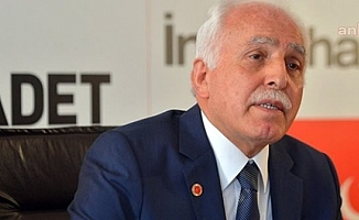 Saadet Partisi eski Genel Başkanı Kamalak: 18 yılda vebali büyük olanla ittifak olmaz