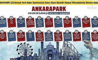 Ankara Büyükşehir Belediyesi: Ankapark için hukuk mücadelemiz sürüyor