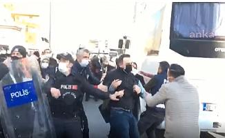 Ankara'da Boğaziçi'ne Destek Eylemlerine Gözaltı