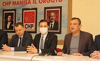 """CHP'li Özel: """"Erdoğan ve Bahçeli'nin elini sürdükleri her Anayasa bir öncekini aratmaktadır"""