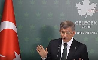 Davutoğlu: Referandum Yapılsın, Görelim Bakalım Boyunuzun Ölçüsünü