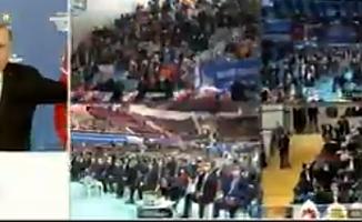 Erdoğan: Salgına Rağmen Salonları Tıklım Tıklım Doldurduğunuz İçin Teşekkür Ederim