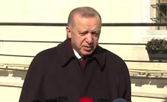Erdoğan: Yürekleri Yetse Cumhurbaşkanı da İstifa Etsin Diyecekler