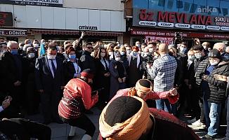"""Esnaftan hükümete Akşener'li çağrı: """"Bu dükkanlar kapanırsa bir daha açılmaz"""""""