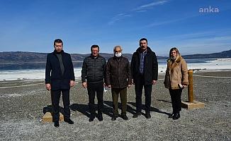 NASA'nın Mars'taki çalışmalara fikir kaynağı olarak işaret ettiği Salda Gölü, kuruma tehlikesiyle karşı karşıya