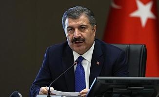 Fahrettin Koca: Alınan kararları Cumhurbaşkanımız açıklayacak