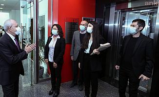 SOL Parti'den CHP'ye Ziyaret