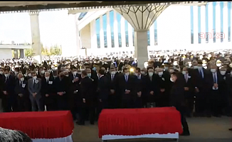 11 Şehidimiz Ankara'dan Devlet Töreniyle Uğurlandı