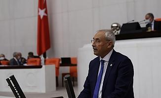 CHP'li Kaplan: Vatandaşlarımız borç batağında, Saray'da her şey tıkırında