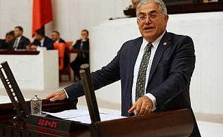 """CHP'li Ünsal: """"Adaleti yok ederek devleti yok ediyorlar"""""""