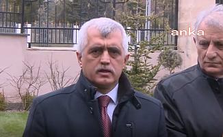 Gergerlioğlu AYM'ye Başvurdu, Nöbete HDP Genel Merkezi'nde Devam Edecek