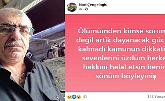 Kahvehaneci Esnafının İntiharı İzmir'i Sarstı...