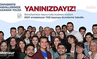 Mansur Yavaş, Ankara'da 6 bin 521 öğrencinin YKS ücretlerini ödedi