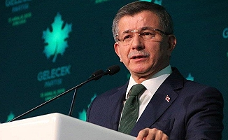 "Ahmet Davutoğlu: ""Derhal istifa edin! O koltuk size haram!"""
