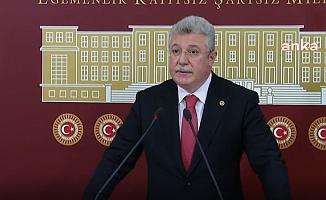 AKP'li Akbaşoğlu: ABD'nin 'Soykırım' Kararı, Türkiye'deki Muhalefetin Yüzünden Olmuştur