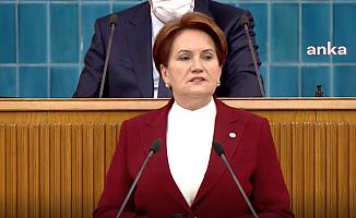 Akşener: Suçu Milletin Üzerine Yıkıp Kaçamazsın Erdoğan!