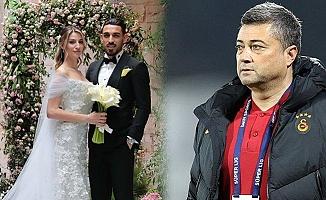 Galatasaray'da düğün isyanı! İrfan Can tepkisini gösterdi