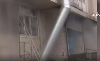 Hırdavat deposunda yangın çıktı: 4 kişi hayatını kaybetti