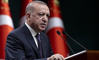 Kabine toplantısının ardından Erdoğan açıkladı: Türkiye tam kapanmaya gidiyor