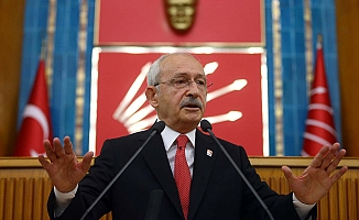 """Kılıçdaroğlu: """"Bir zorbanın talebi TBMM'nin iradesine gölge düşürdü"""""""