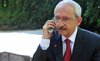 Kılıçdaroğlu'ndan KKTC Cumhurbaşkanı Tatar'a ve gazeteci Duman'ın ailesine başsağlığı telefonu