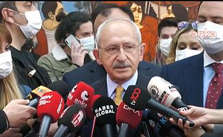 Kılıçdaroğlu'ndan Şentop'a Yanıt: ''Sanatçılardan Ders Alsın!''
