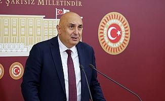 """Meclis Genel Kurulu'nda Özkoç'tan çağrı: """"Emekli ikramiyesini 1500 lira olarak belirleyelim"""""""