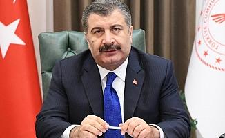 Sağlık Bakanı: Gençlerin aktif vakalar içindeki oranı ise artıyor, gençlerimizi de koruyacağız