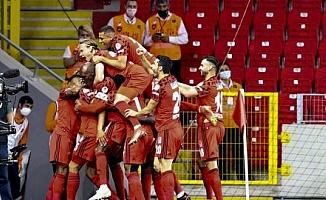 Beşiktaş Türkiye Kupası'nı da aldı