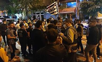 Beşiktaş'ın şampiyonluk coşkusu, yasakları unutturdu