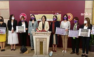 CHP'li Kadın Milletvekilleri: Kadına Şiddeti Küçümseyen Bakanlar, Koltuklarında Oturmamalıdır!
